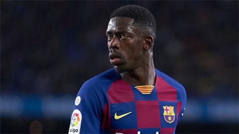 Barca sắp gia hạn hợp đồng với Dembele