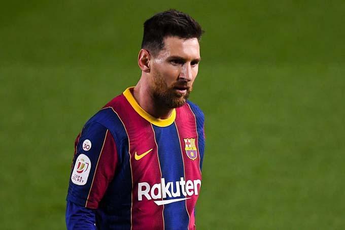 Messi vẫn chưa thể rời Barca