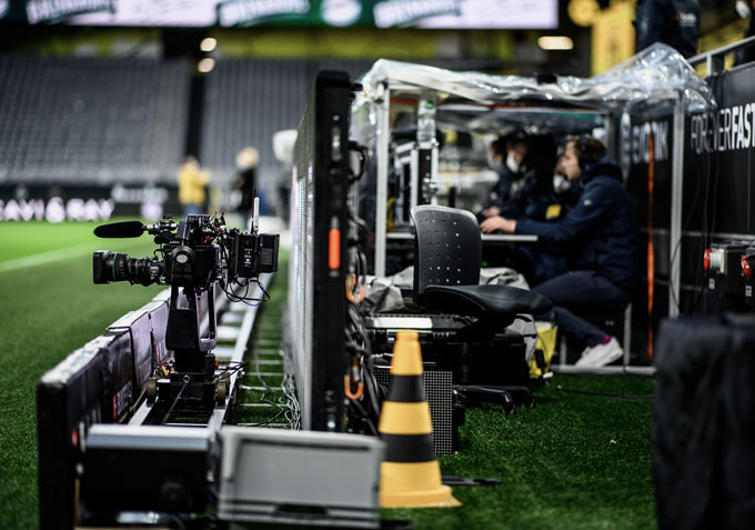 Bundesliga luôn nỗ lực áp dụng công nghệ