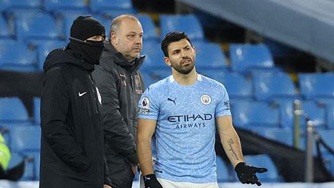 Aguero nhắm Chelsea nếu rời Man City