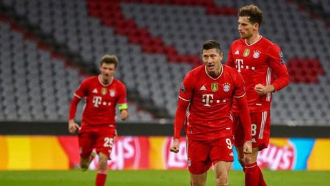 Bayern sẵn sàng thách thức tất cả