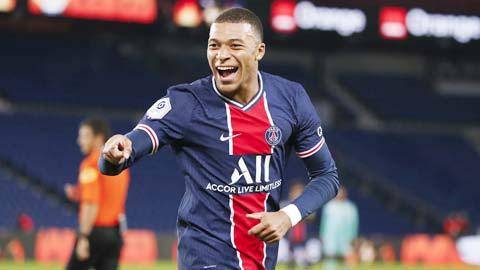 Mbappe ở lại PSG với lương 30 triệu euro/năm?