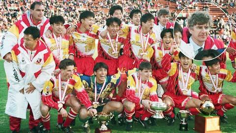Những điều chỉnh kịp thời giúp Wenger thành công rực rỡ ở Nagoya