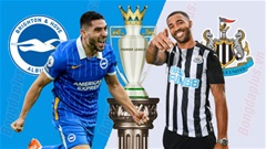 Nhận định bóng đá Brighton vs Newcastle, 3h00 ngày 21/3: Chích chòe lại rơi