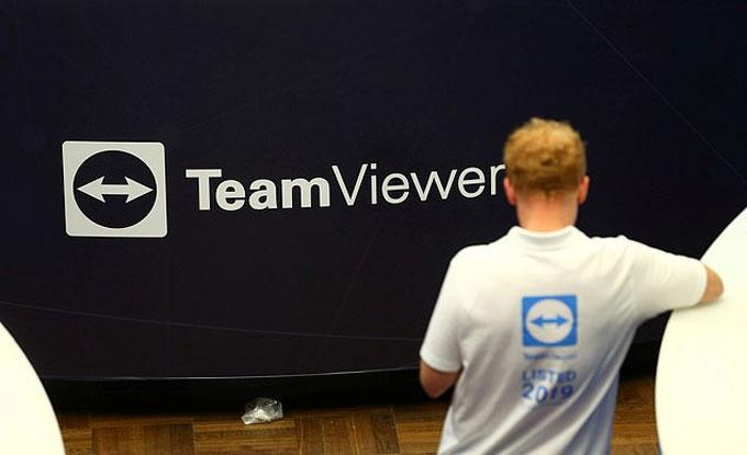 Được thành lập vào năm 2005, TeamViewer là một công ty công nghệ của Đức hỗ trợ làm việc từ xa