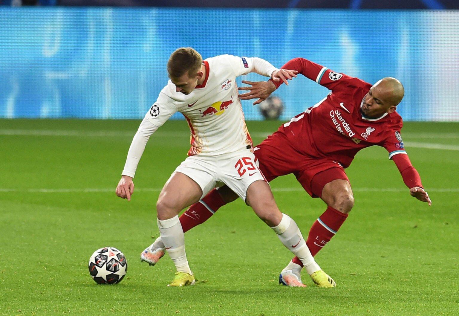 Fabinho có thể đóng vai trò quan trọng trong việc Liverpool đánh bại Real