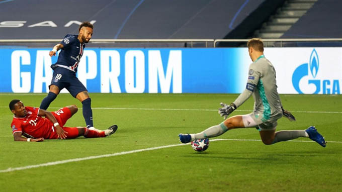 Neymar và PSG sẽ vượt qua Bayern ở tứ kết Champions League