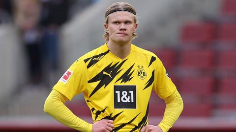 Siêu cò Raiola xác nhận Haaland muốn rời Dortmund