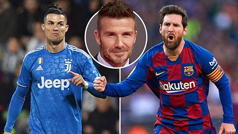 Beckham: 'Ký hợp đồng với Messi và Ronaldo không khó'