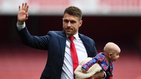 Ramsey đã vượt qua chấn thương kinh hoà ng như thế nào?