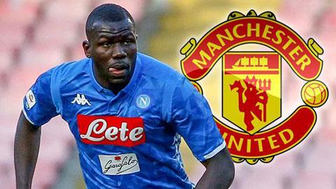 Man United có thể sở hữu Koulibaly với giá rẻ bất ngờ