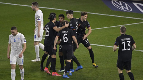 Đức: Chiến thắng đậm chất Bayern