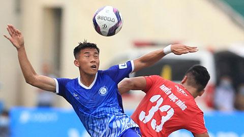 CLB Quảng Nam có trận thắng đầu tiên tại giải hạng Nhất năm 2021