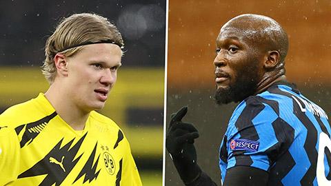 Chelsea sẽ tái ngộ Lukaku nếu 'vồ hụt' Haaland
