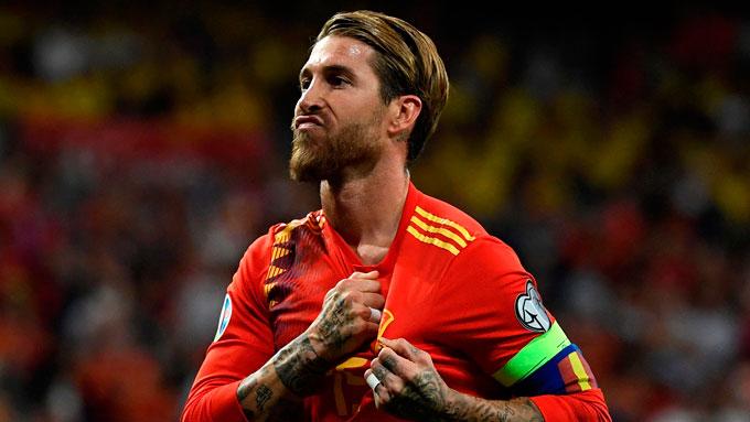 Ramos già nhưng vẫn đầy bản lĩnh