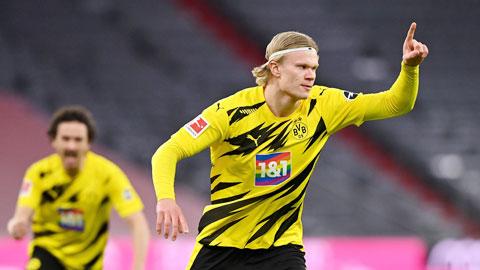 Hét giá tới 180 triệu euro, Dortmund vẫn sẽ mất Haaland?