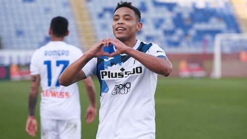 Inter săn 'trọng pháo' Luis Muriel