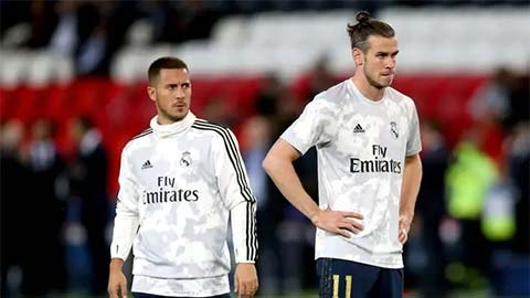 Real Madrid sẽ bán cả Bale, Hazard, Ramos, Isco, Varane và Marcelo