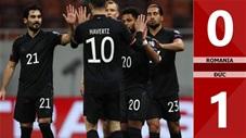 Romania vs Đức: 0-1 (Bảng J vòng loại World Cup 2022)