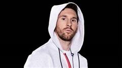 Messi giới thiệu sản phẩmhợp tác cùng Hilfiger
