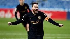 Những kỷ lục ghi bàn Messi đang nắm giữ tại Barca