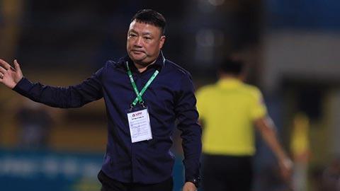 HLV Trương Việt Hoàng: 'Chưa thể nói HAGL là ứng viên vô địch số 1'