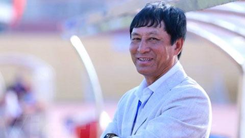 """CAND bổ nhiệm HLV Vũ Quang Bảo làm """"thuyền trưởng"""""""
