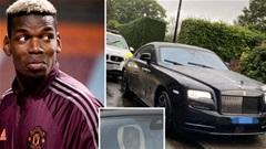 Pogba nhận lại siêu xe Rolls-Royce