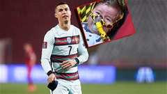 Băng đội trưởng Ronaldo vứt đi mang về 2 tỷ đồng cứu người