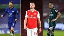 10 cầu thủ xuất sắc nhất Premier League đến hiện tại