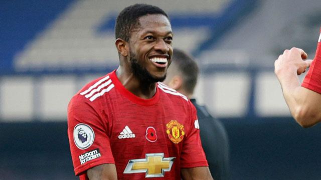 Fred từng bước khẳng định chỗ đứng của bản thân tại Man United