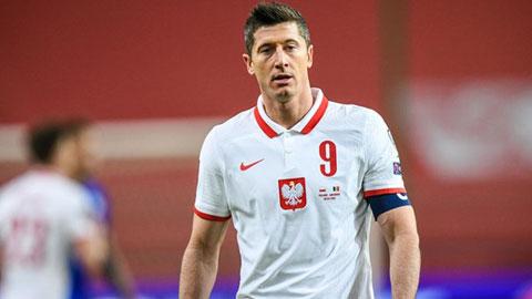 Lewandowski phải nghỉ thi đấu 4 tuần: Tổn thất quá lớn cho Hùm xám