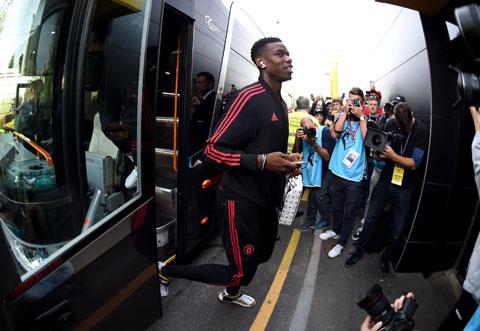 Tờ Tuttosport cho rằng đích đến của Pogba sẽ là đội bóng cũ Juventus