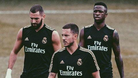 Real Madrid vẫn yếu thế trong cuộc đua vô địch La Liga