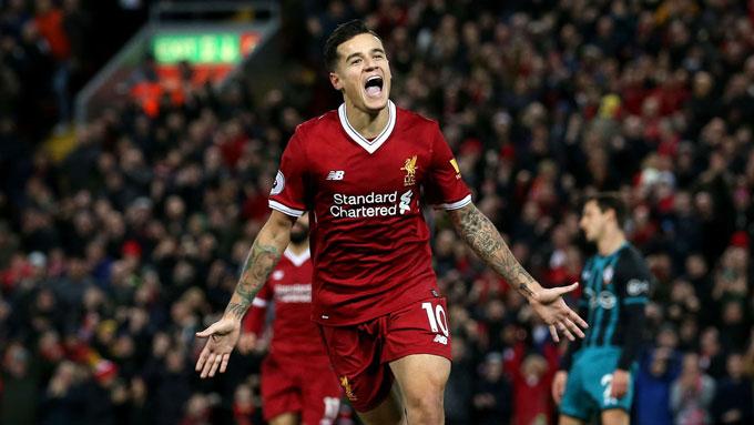 Coutinho là trường hợp mang tính biểu tượng cho triết lý moneyball ở Liverpool