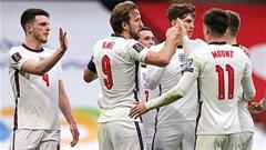Tổng hợp vòng loại World Cup 2022 khu vực châu Âu: Anh, Italia gây ấn tượng, Đức tang thương