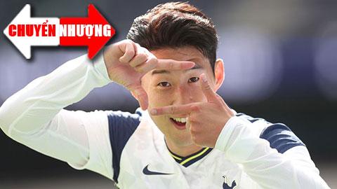 Tin đồn chuyển nhượng 1/4: Bayern muốn đưa Son Heung-min trở lại Bundesliga