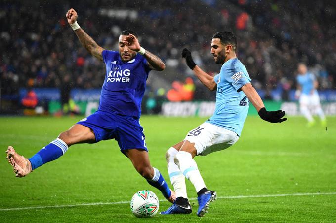 Leicester được kỳ vọng sẽ chặn bước tiến của Man City