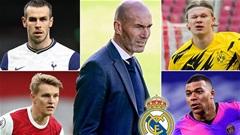 """Real Madrid cần 150 triệu bảng từ """"những người thừa"""" để mua Mbappe hoặc Haaland"""