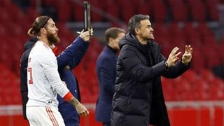 ĐT Tây Ban Nha: Ramos và Enrique phủ nhận mâu thuẫn