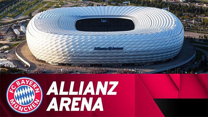 Sân Allianz Arena,