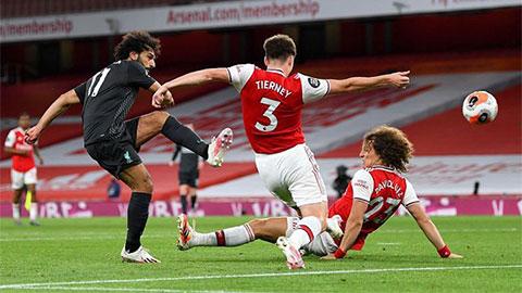 Đội hình dự kiến Arsenal vs Liverpool: The Kop dùng hàng công mạnh nhất