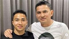 Kiatisak: 'Tôi mơ Chanathip đá cùng Công Phượng để HAGL có 2 Messi'