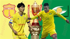Nhận định bóng đá Nam Định vs SLNA, 18h00 ngày 4/4: Long tranh hổ đấu!