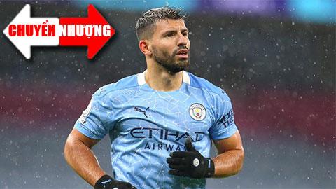 Tin đồn chuyển nhượng 2/4: Aguero ấn định địa điểm tiếp theo sau khi rời Man City