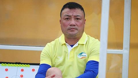 HLV Viettel thừa nhận HAGL, Đà Nẵng là ứng viên vô địch V.League 2021
