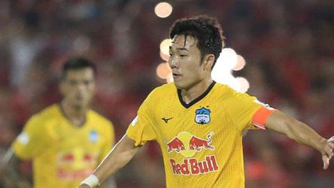 HAGL mất Lương Xuân Trường, Kim Dong Su ở trận tranh ngôi đầu bảng với Đà Nẵng
