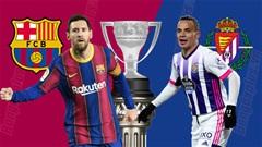 Nhận định Barcelona vs Real Valladolid, 02h00 ngày 6/4