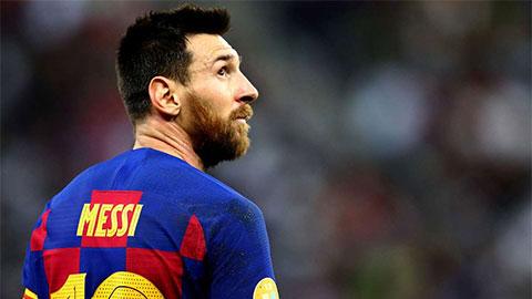 Tương lai của Lionel Messi đã rõ ràng sau khi Laporta được bầu làm chủ tịch Barca