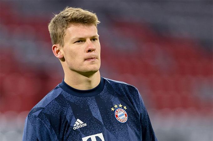 Ở Bayern Nubel không thể cạnh tranh suất bắt chính với Neuer